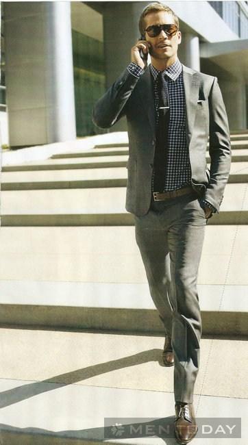 Phong cách thời trang đơn giản và nam tính của paul walker - 37