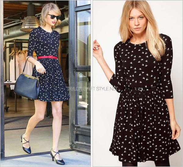 Taylor swift vẫn xinh đẹp và bắt mắt với váy 300 ngàn vnd - 9