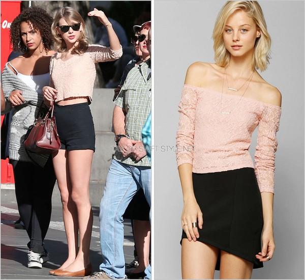 Taylor swift vẫn xinh đẹp và bắt mắt với váy 300 ngàn vnd - 10