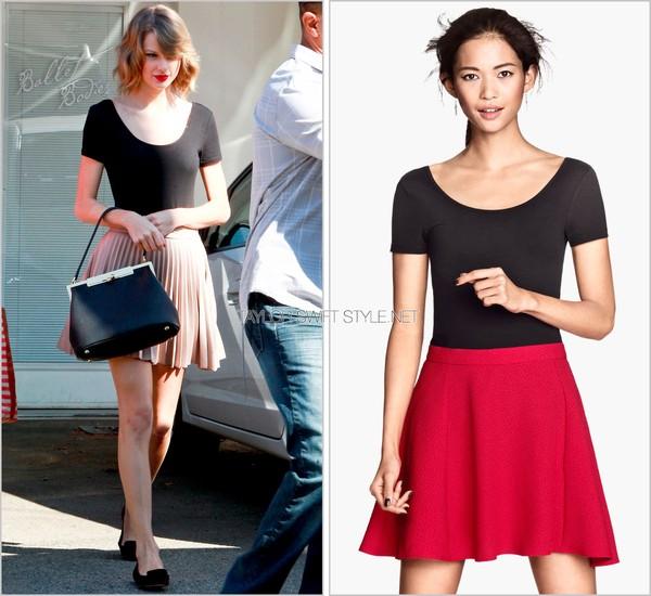Taylor swift vẫn xinh đẹp và bắt mắt với váy 300 ngàn vnd - 11