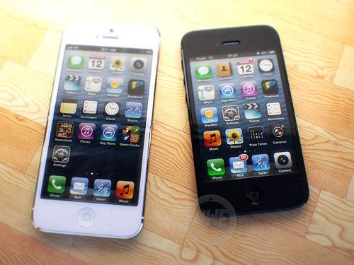 Ảnh iphone mini giá rẻ so dáng iphone 5 - 2