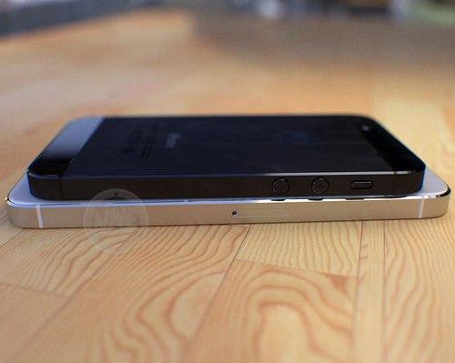 Ảnh iphone mini giá rẻ so dáng iphone 5 - 5