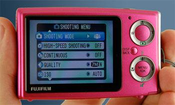 Fujifilm z10fd - máy ảnh cho dân teen - 2