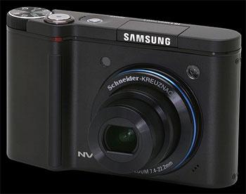 Máy ảnh sành điệu samsung nv10 - 2