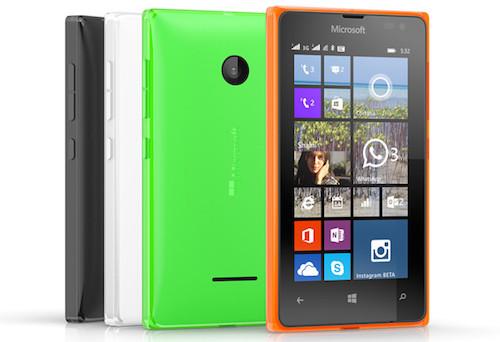 Microsoft ra lumia 435 với giá chỉ 80 usd - 1