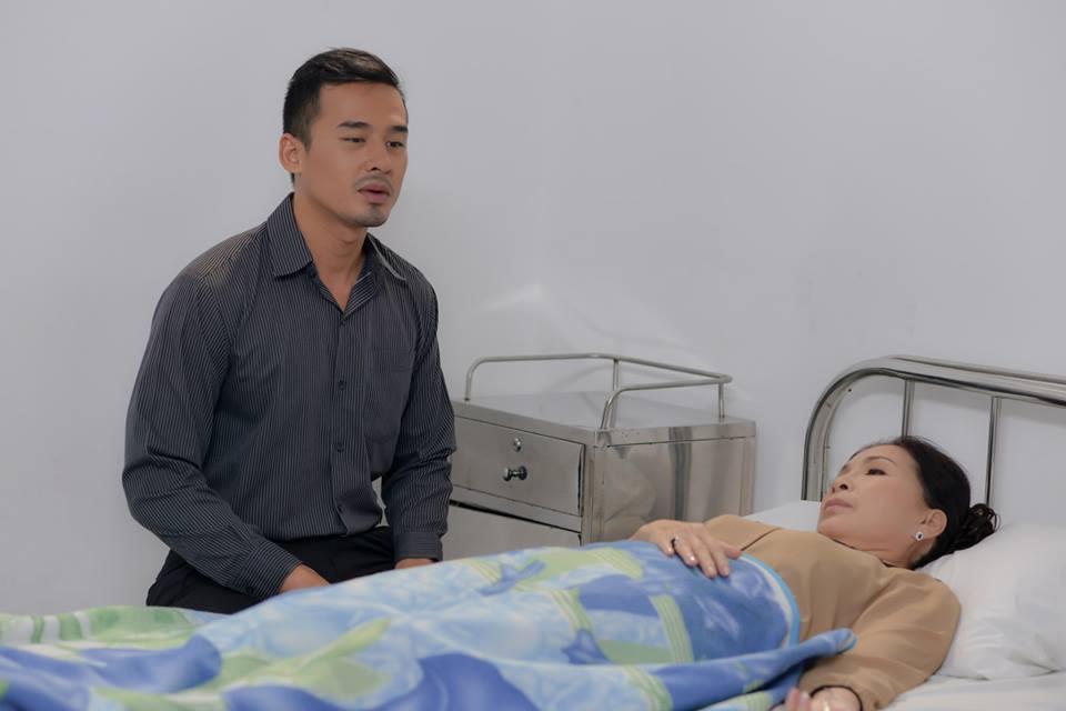 Vì phim mới hoài lâm phải bị đánh phải băng đầu nhập viện - 10