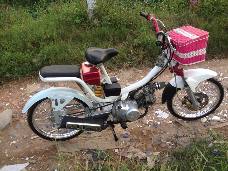 xe đạp máy - điện thổi trào lưu mới - 1