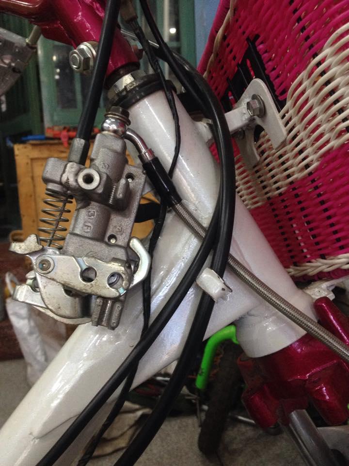 xe đạp máy - điện thổi trào lưu mới - 2