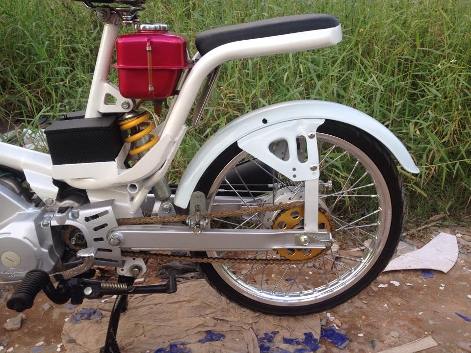 xe đạp máy - điện thổi trào lưu mới - 4