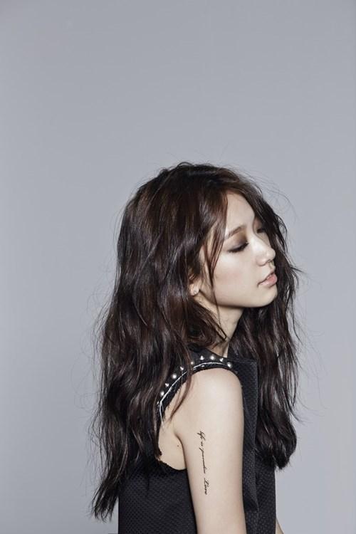 4 tone tóc nâu kiều nữ hàn yêu thích nhất cho mùa thu - 2