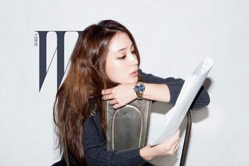4 tone tóc nâu kiều nữ hàn yêu thích nhất cho mùa thu - 11