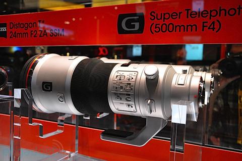 Bộ đôi ống kính cao cấp mới của sony - 2