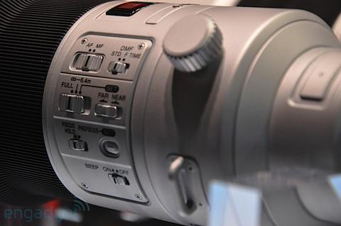 Bộ đôi ống kính cao cấp mới của sony - 3