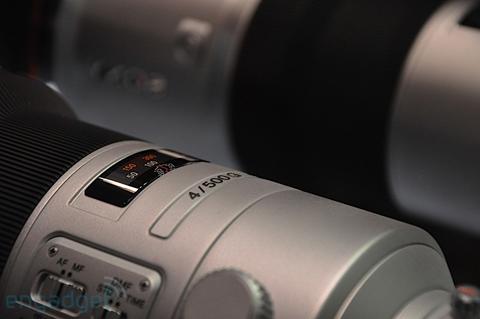 Bộ đôi ống kính cao cấp mới của sony - 4