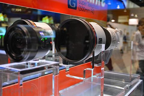 Bộ đôi ống kính cao cấp mới của sony - 6