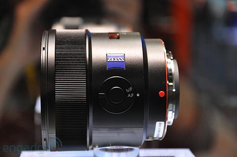 Bộ đôi ống kính cao cấp mới của sony - 7