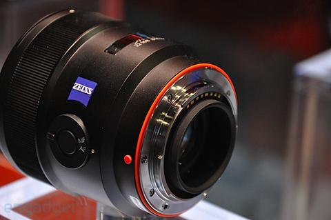 Bộ đôi ống kính cao cấp mới của sony - 8