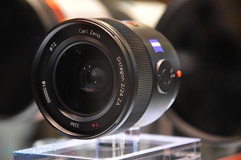 Bộ đôi ống kính cao cấp mới của sony - 10