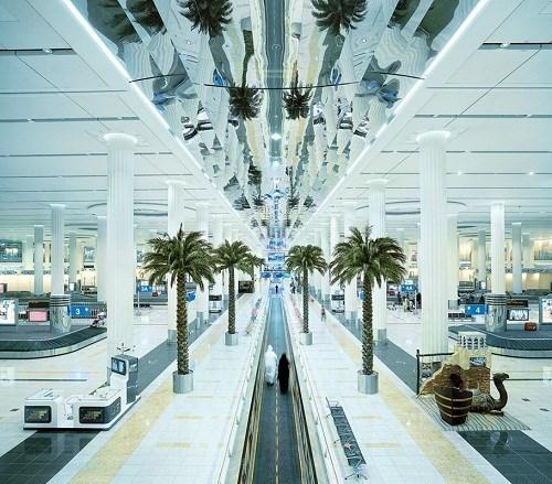 Cận cảnh sân bay lơn nhât hanh tinh tại dubai - 4