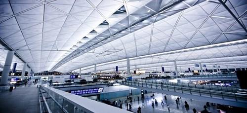 Choáng ngợp trước những sân bay được bình chọn đẹp - độc nhất thế giới - 4