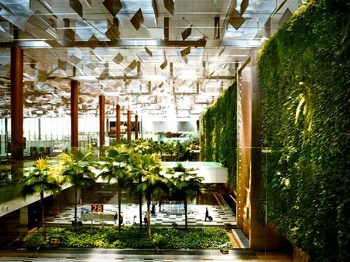 Choáng ngợp trước những sân bay được bình chọn đẹp - độc nhất thế giới - 10