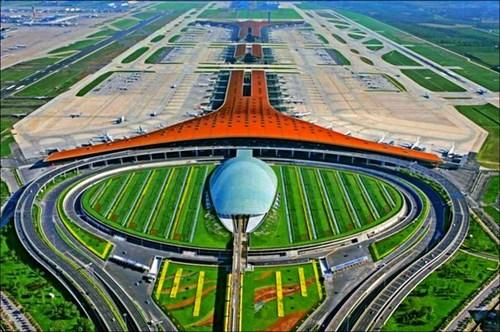 Choáng ngợp trước những sân bay được bình chọn đẹp - độc nhất thế giới - 12