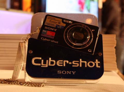 Đan trường và yến trang tại đêm hội cyber-shot ở hà nội - 2