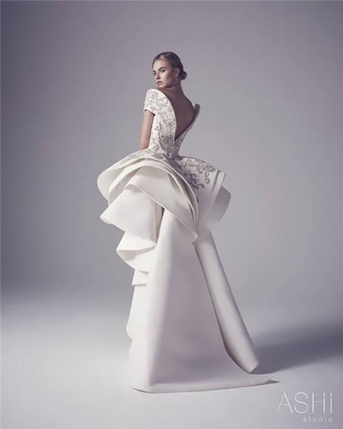 Những chiếc váy cưới này sẽ khiến các cô gái chỉ muốn cưới liền tay - 5
