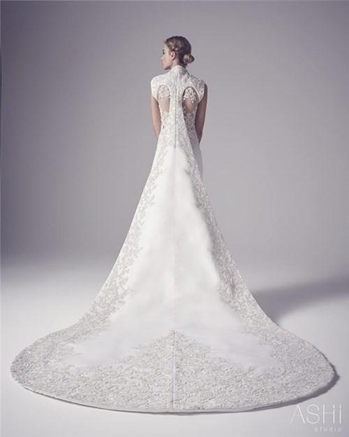 Những chiếc váy cưới này sẽ khiến các cô gái chỉ muốn cưới liền tay - 8
