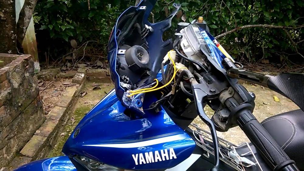 Quy định về màu dây trên xe yamaha hiện nay - 1