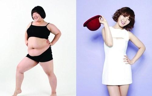 Sao nữ hàn và những màn giảm cân đã đi vào huyền thoại - 3