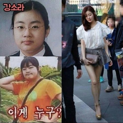 Sao nữ hàn và những màn giảm cân đã đi vào huyền thoại - 14