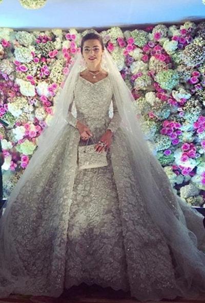 Thế giới váy cưới haute couture hàng trăm nghìn usd - 1