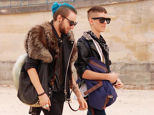 Tóc nam ngắn cạo hai bên đẹp kiểu pháp cho chàng lịch lãm 2016 - 9