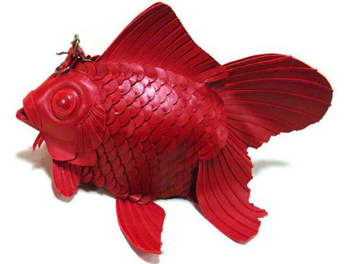 Túi cá vàng - cần tậu ngay cho những ai yêu thời trang nhật bản - 5