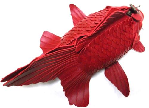 Túi cá vàng - cần tậu ngay cho những ai yêu thời trang nhật bản - 6