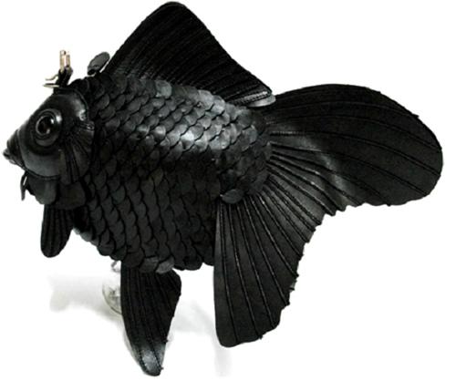 Túi cá vàng - cần tậu ngay cho những ai yêu thời trang nhật bản - 10