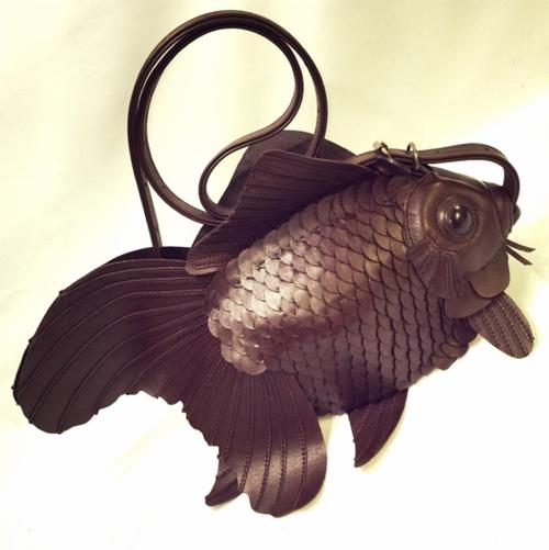 Túi cá vàng - cần tậu ngay cho những ai yêu thời trang nhật bản - 11