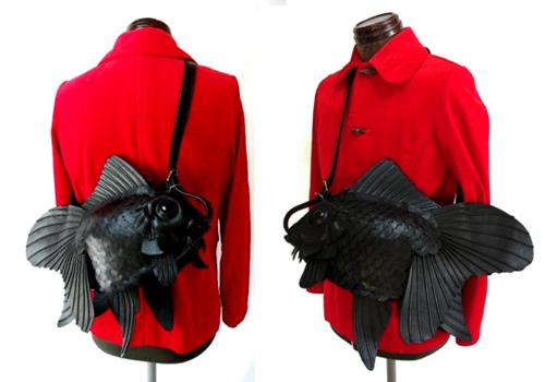 Túi cá vàng - cần tậu ngay cho những ai yêu thời trang nhật bản - 12