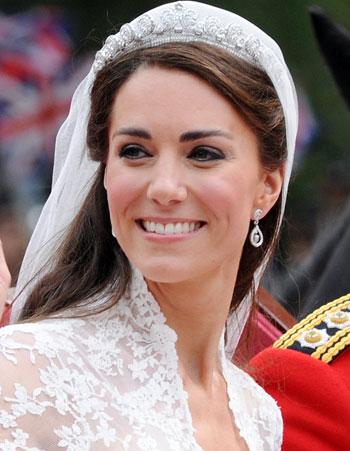2 phong cách trang điểm cưới của người nổi tiếng - 2