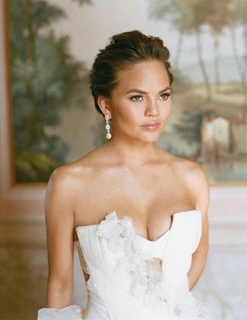 2 phong cách trang điểm cưới của người nổi tiếng - 3