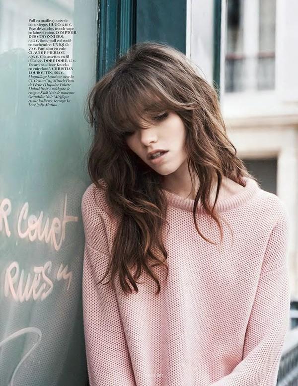 Top 7 kiểu tóc dài uốn xoăn đẹp 2017 cổ điển không bao giờ lỗi mốt - 6