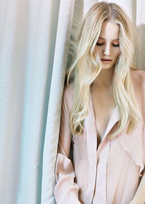 Top 7 kiểu tóc dài uốn xoăn đẹp 2017 cổ điển không bao giờ lỗi mốt - 9