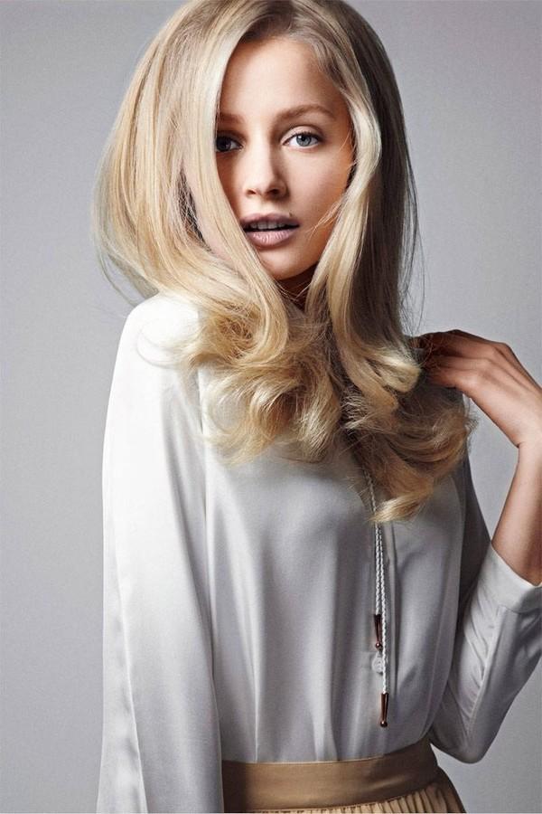 Top 7 kiểu tóc dài uốn xoăn đẹp 2017 cổ điển không bao giờ lỗi mốt - 14