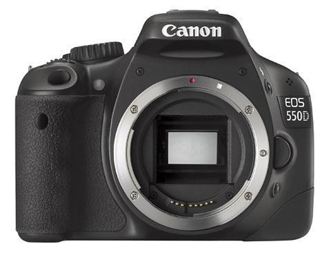 Ảnh chính thức canon eos 550d - 1