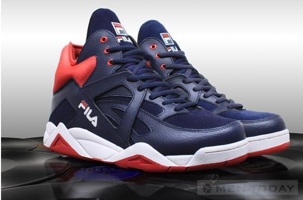 BST giày sneaker nam cho Thu đông 2012 từ FILA