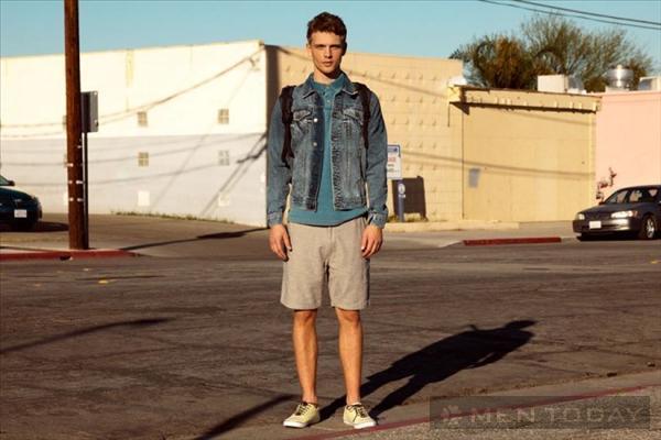 Bst thời trang nam xuân hè 2013 trẻ trung từ pull and bear - 8