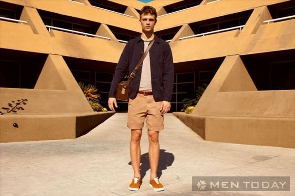 Bst thời trang nam xuân hè 2013 trẻ trung từ pull and bear - 9