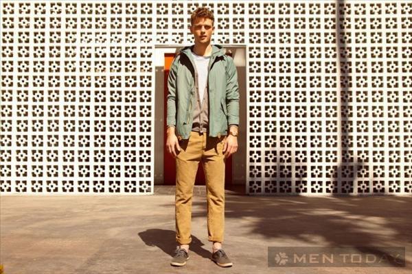 Bst thời trang nam xuân hè 2013 trẻ trung từ pull and bear - 11
