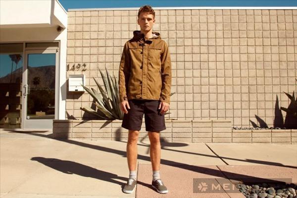 Bst thời trang nam xuân hè 2013 trẻ trung từ pull and bear - 12